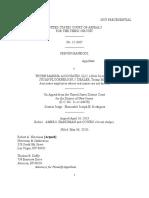 Previn Mankodi v. Trump Marina Associates, 3rd Cir. (2013)