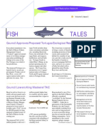 July 2000 Fish Tales Newsletter