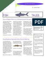 April 2000 Fish Tales Newsletter