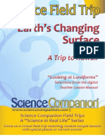 Science Companion Earth's Changing Surface Virtual Field Trip