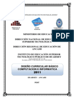 DCB Computo 2011