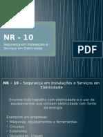 14- NR-10 - NR-12