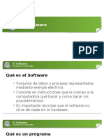 8. El Software y Programas