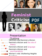 2014s Jenny Feminist Criticism