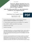 Richard B. Roush, Inc. Profit Sharing Plan, by Richard K. Roush, Trustee Roush Insurance Group, Inc., as Successor to Richard B. Roush, Inc. Richard B. Roush, Inc. Richard K. Roush v. The New England Mutual Life Insurance Company New England Financial, 311 F.3d 581, 3rd Cir. (2002)