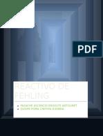 El Reactivo de Fehling