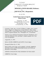 National Labor Relations Board v. Ara Services, Inc., 717 F.2d 57, 3rd Cir. (1983)