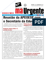 Apeoesp Informa Urgente 049-16
