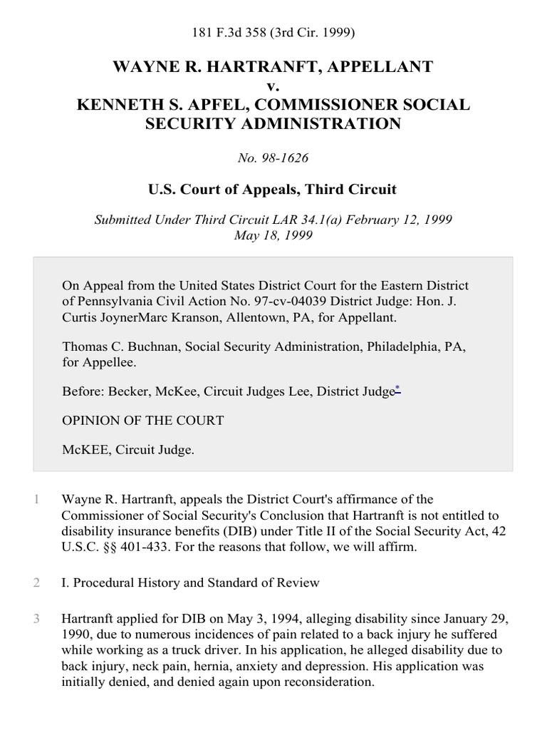 Kenneth S. Apfel