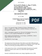 18 Collier bankr.cas.2d 34, Bankr. L. Rep. P 72,032, 5 Ucc rep.serv.2d 354 in Re Meyertech Corp., Debtor. Southeastern Sprinkler Company, Inc. v. Meyertech Corp, 831 F.2d 410, 3rd Cir. (1987)