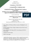 Constantine A. Frangos v. Doering Equipment Corporation v. Parker-Hannifin Corporation, Pettibone Corporation, Pettibone Texas Corporation, Logan Equipment Corporation. Appeal of Parker-Hannifin Corporation, 860 F.2d 70, 3rd Cir. (1988)