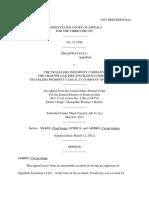 Treadways LLC v. The Travelers Indemnity Co, 3rd Cir. (2012)