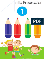 Cuadernillo Preescolar 1 Completo