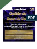 Gestion de Base de Datos