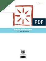 CEPAL 2013 Social Panorama