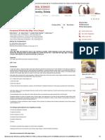 Management of Knife Edges= Ridge-A case report