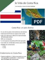 Zonas de Vida de Costa Rica
