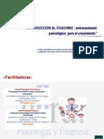 Documentacion Curso Coaching