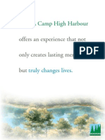 Camp High Harbour at Lake Lanier