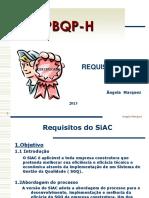 PBQP H Requisitos