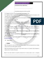 aim 2016 - rules and regulations