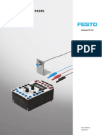 Proximity Sensors Workbook FP 1110