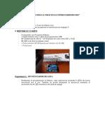 Introducción a La Tarjeta Electrónica Arduino Uno