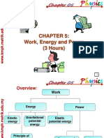 Note_Chapter5-Work, Energy and Power