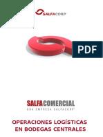 Presentación operaciones logísticas SCOM