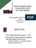 Utilities Nesc 2012
