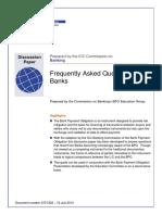 FAQ - Banks