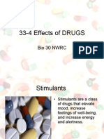 33-4 Effects of DRUGS