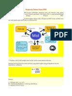 Pengiraan Dalam Kimia SPM
