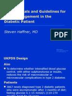 Lipid Management in the Diabetic Patient
