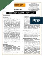 boardroom review 06-21-2016