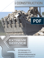 Hensley XS Construction Brochure