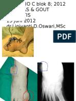 23. Pleno C, Gout Arthritis