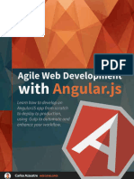 Agile Web Development With AngularJS by Carlos Azaustre
