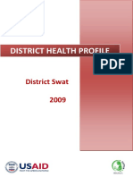 District Health Profile Swat