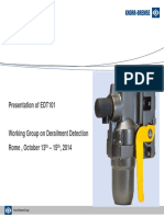 CE GTDD 2014-A Annex v Presentation Knorr-Bremse E.unlocked2