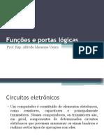 Funcoes e Portas Logicas