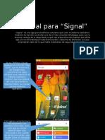 Tutorial Signal