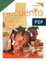 Boletín Recuento, Junio 2014