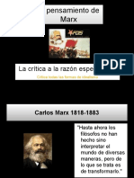 Marx Socialismo