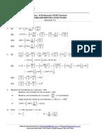 11 Mathematics Ncert Ch03 Trigonometric Functions 3.1 Sol