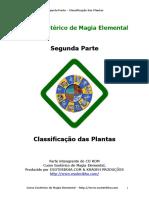Segunda Parte Classificação Das Plantas