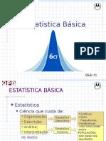 Estatistica Basica c Minitab