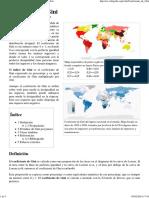 Coeficiente de Gini - Wikipedia, La Enciclopedia Libre