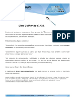 Colher de CHA