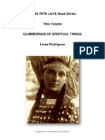 MADE WITH LOVE Book Series GLIMMERINGS OF SPIRITUAL THINGS